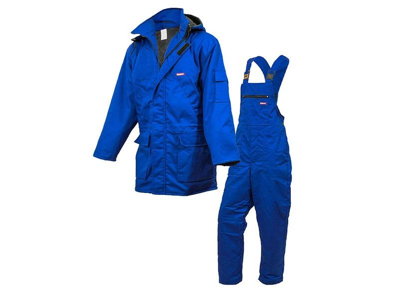 Ubranie robocze ocieplane best kurtka długa