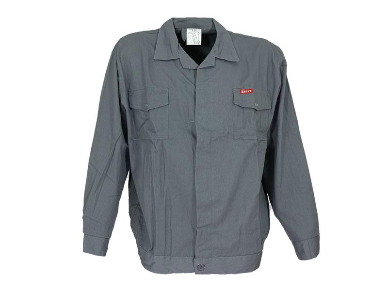 Bluza robocza best-On ( kolor szary ) 100% Bawełna 2