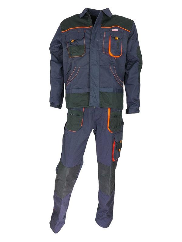 Ubranie robocze Better – granatowy