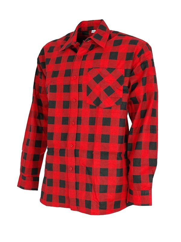 Koszula flanelowa 1