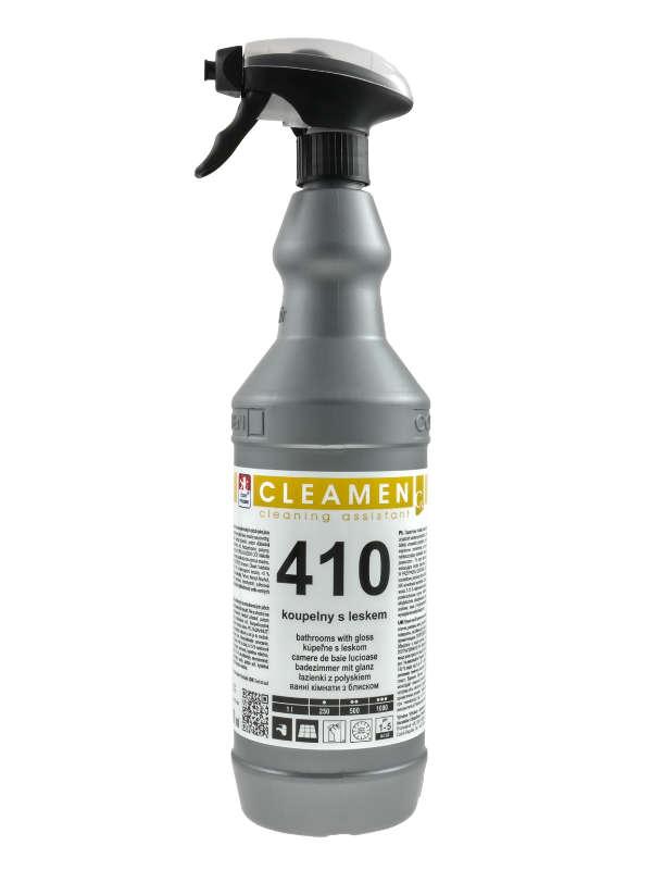 cleamen 410 łazienki z połyskiem 1000 ml