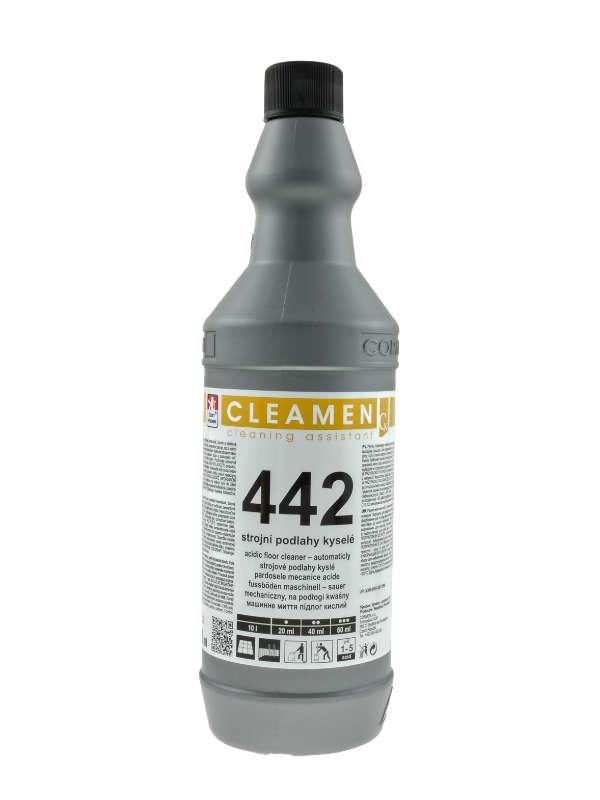 Cleamen 442 do podłóg kwaśny