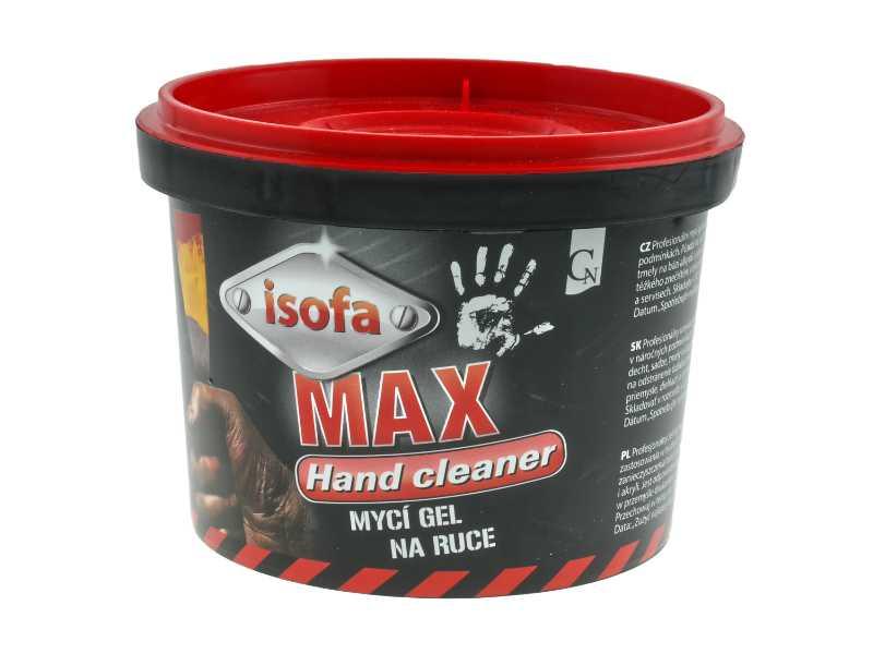 Isofa max żel do mycia rąk 500 ml