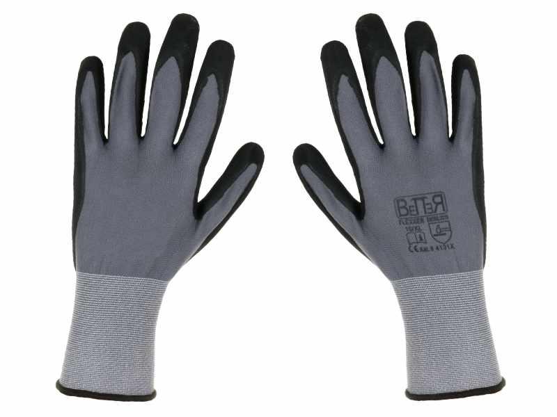 rękawice Flexxer z dzianiny