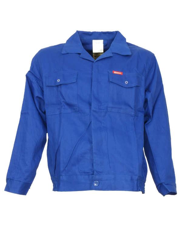Bluza robocza BEST-ON ( kolor niebieski ) 100% Bawełna 2