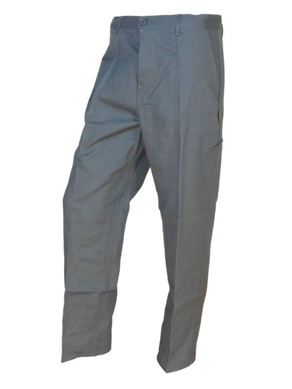 Spodnie do pasa BEST-ON szare 100% Bawełna 1