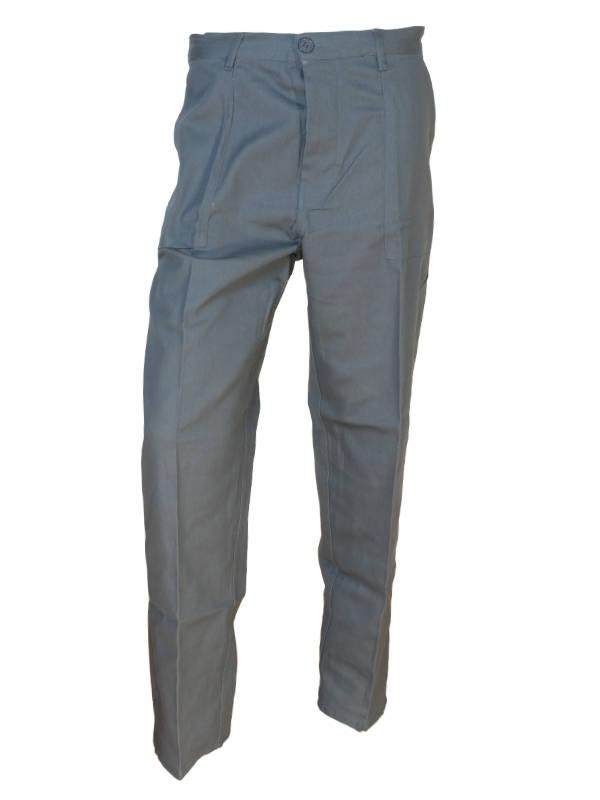 Spodnie do pasa BEST-ON szare 100% Bawełna 3