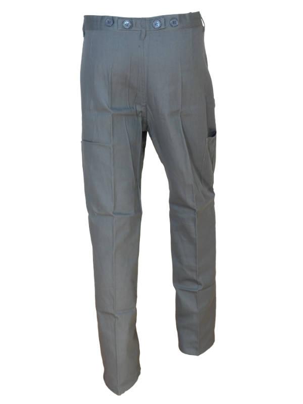 Spodnie do pasa BEST-ON szare 100% Bawełna 2