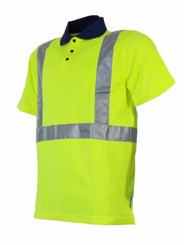 Koszulka polo odblaskowa ( ROFA) 1