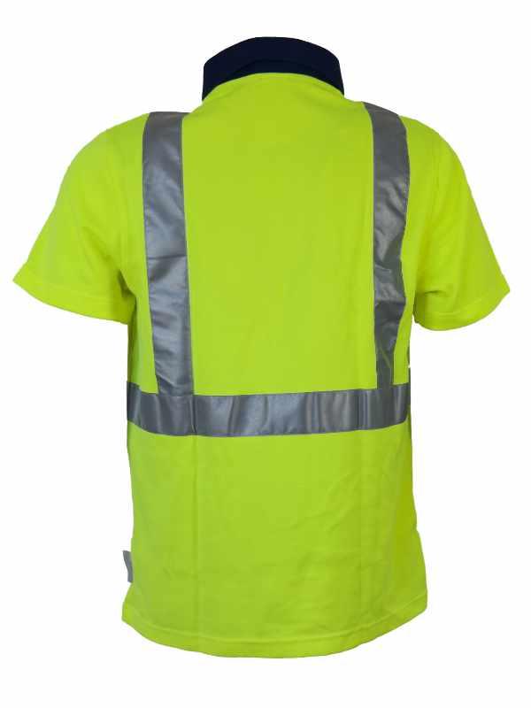 Koszulka polo odblaskowa ( ROFA) 2