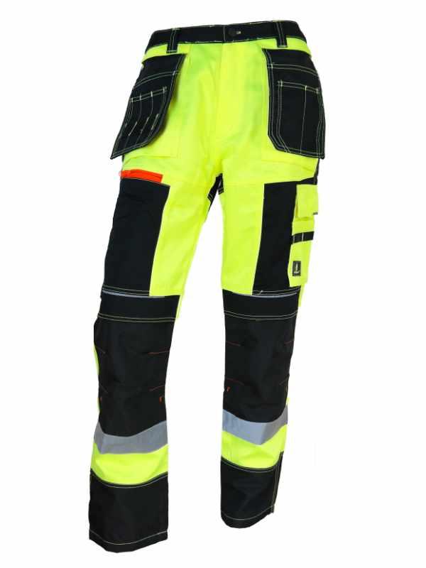 Spodnie odblaskowe na pasku Urgent 715 2