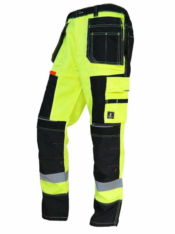Spodnie odblaskowe na pasku Urgent 715 1