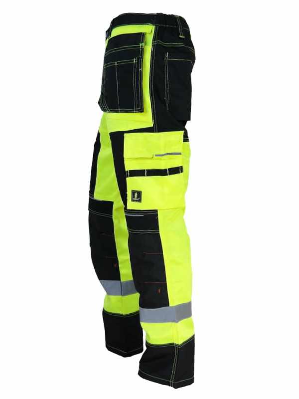 Spodnie odblaskowe na pasku Urgent 715 3
