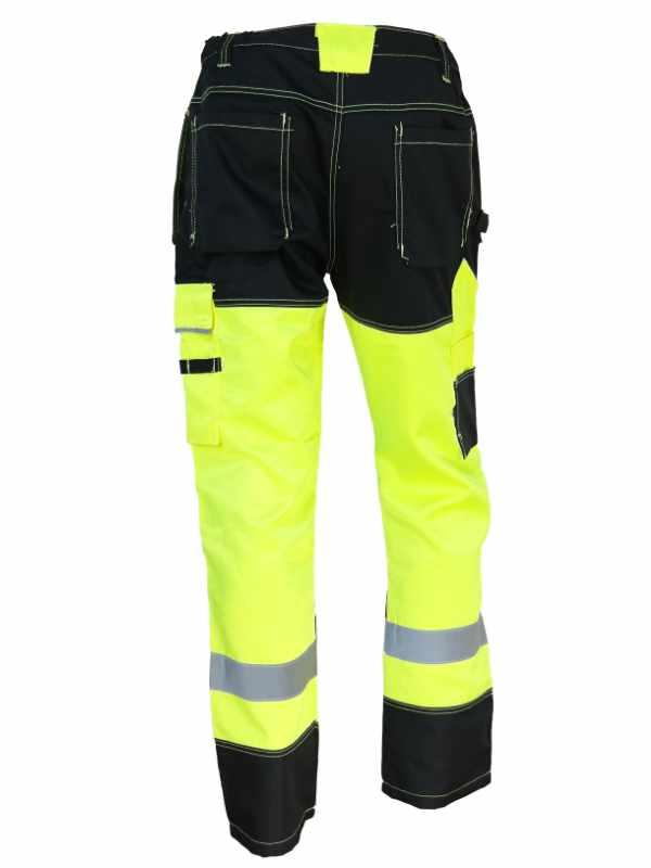 Spodnie odblaskowe na pasku Urgent 715 4