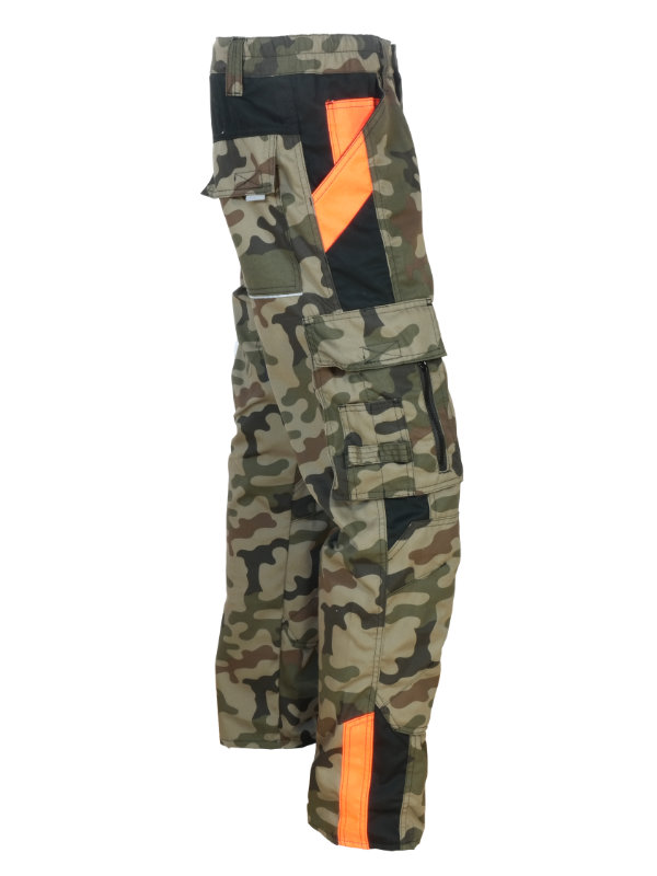 Spodnie do pasa Wojtek Moro 2