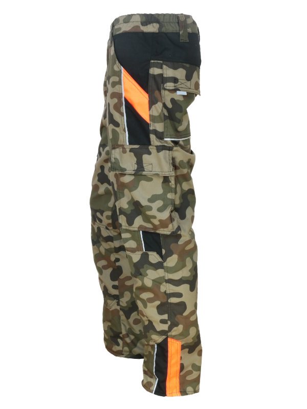 Spodnie do pasa Wojtek Moro 4